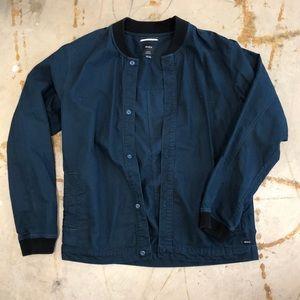 RVCA button jacket